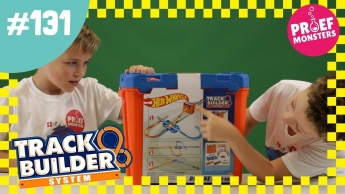 #131 Hot Wheels Track Builder - Proefmonsters