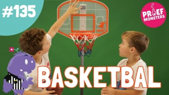 #135 Potje Basketbal - Proefmonsters