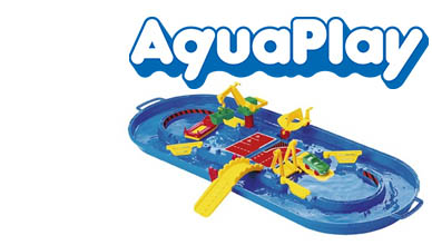AquaPlay Waterbanen