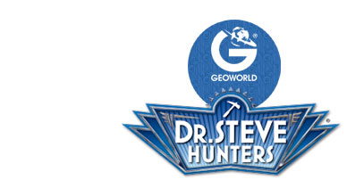 Steve Hunters Geoworld