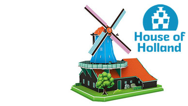 House of Holland Puzzels