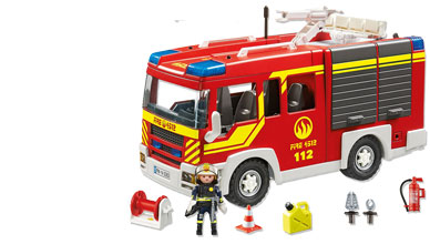 Playmobil Brandweer Online Kopen Lobbes Nl