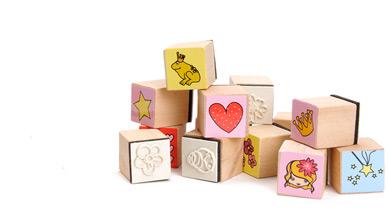 Mooie Houten Stempels.Stempels Online Kopen Lobbes Speelgoed