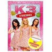 K3 Stickerboek Glitter