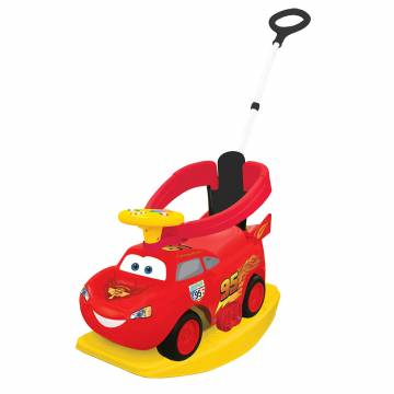 Cars McQueen Ride-On 4in1