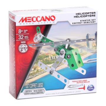 Meccano Beginner Set - Helikopter