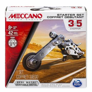 Meccano Beginner Set - Jet