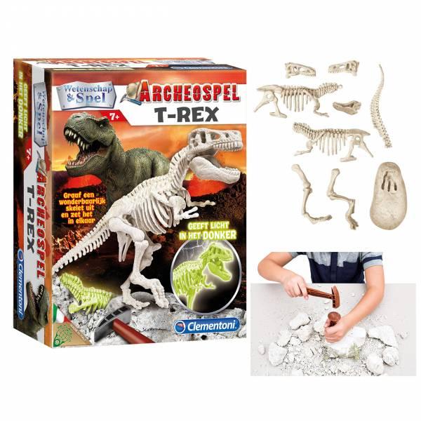 Wetenschap & Spel - T-Rex