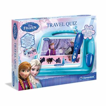 Disney Frozen Travel Quiz