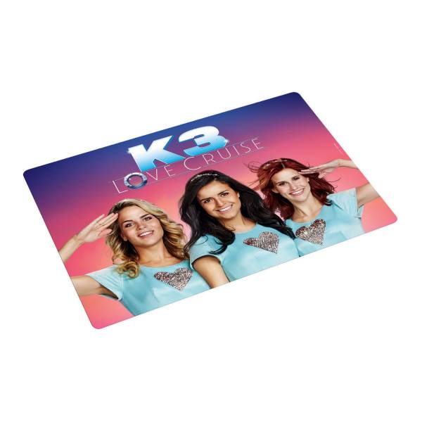 K3 Placemat Love Cruise