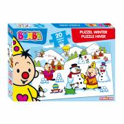 Bumba Puzzel - Winter, 20st.