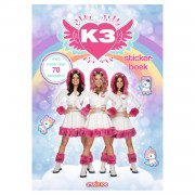 K3 Stickerboek Dromen