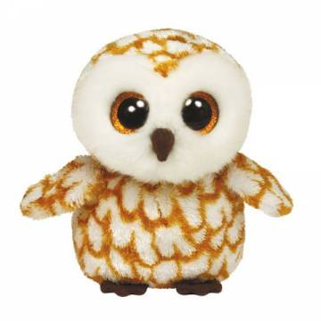 Ty Beanie Boo Knuffel Uil - Swoops