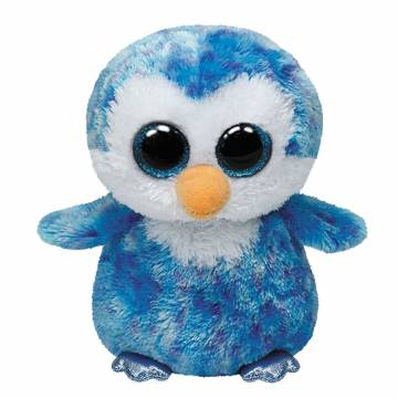 Ty Beanie Boo Knuffel Pinguin - Ice Cube