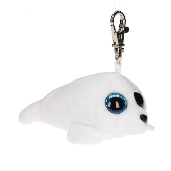 Ty Beanie Boo Sleutelhanger Zeehond - Icy