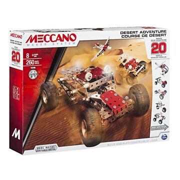 Meccano Multi Crawler 20in1