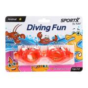 SportX Kids Zwembril Dier - Krab