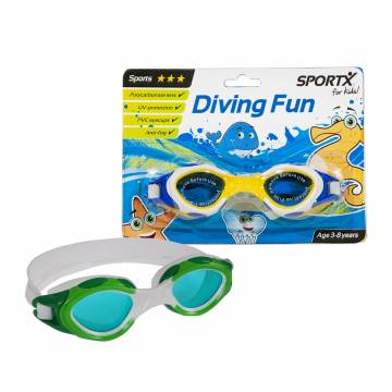 SportX Kids Zwembril Sport