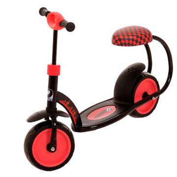 Besta Scooter Flame Red