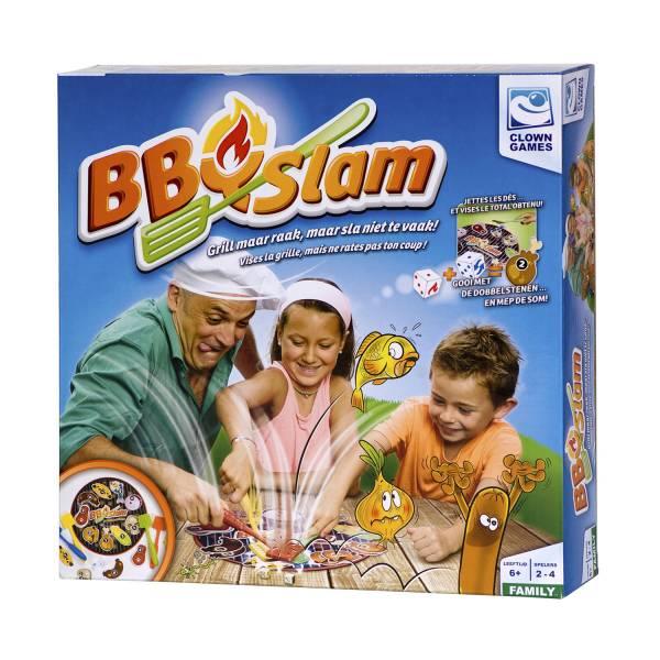 Clown BBQ Slam