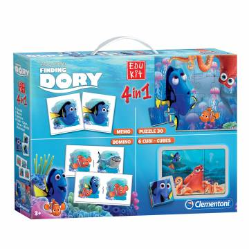 Finding Dory Superset, 4in1