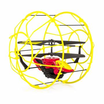 Air Hogs Rollercopter - Geel