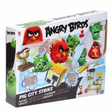 Angry Birds Pig City Strike