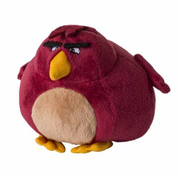Angry Birds Pluche Knuffel - Terence