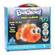 Bunchems Glow in the Dark Set - Onderwaterwereld