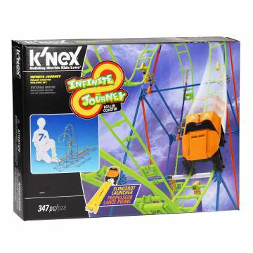 Knex Infinite Journey Achtbaan