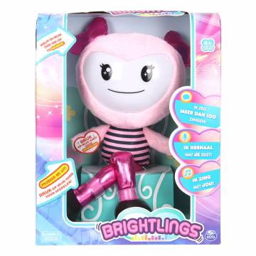Brightlings Knuffel - Roze