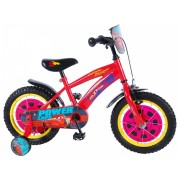 Disney Cars 3 Fiets - 14 inch - Rood