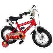 Disney Cars Fiets - 12 inch - Rood