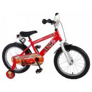 Disney Cars Fiets - 16 inch - Rood