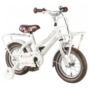 Volare Liberty Urban Fiets - 12 inch - Wit