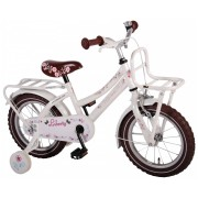 Volare Liberty Urban Fiets - 14 inch - Wit