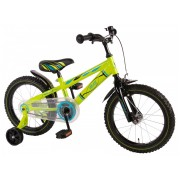 Volare Electric Green Fiets - 16 inch - Groen