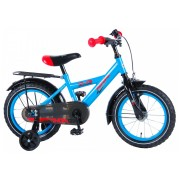 Volare Thombike Fiets - 14 inch - Blauw