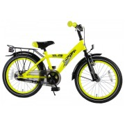 Volare Thombike Fiets - 18 inch - Neon Geel