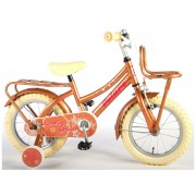 Volare Lovely Stars Fiets - 14 inch - Goud