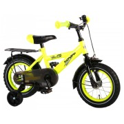 Volare Thombike Fiets - 12 inch - Neon Geel