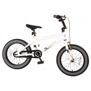 Volare Cool Rider Fiets - 16 inch - Wit