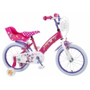 Disney Minnie Bow-Tique Fiets - 16