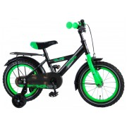 Volare Thombike Fiets - 14 inch - Satin Black Green