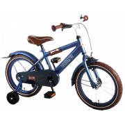 Volare Urban City Fiets - 16 inch - Donkerblauw