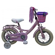 Volare Ashley Fiets - 12 inch - Roze