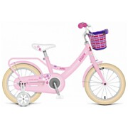 Volare Ashley Fiets - 14 inch - Roze