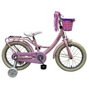 Volare Ashley Fiets - 16 inch - Roze