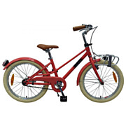 Volare Melody Fiets - 20 inch - Pastel Rood