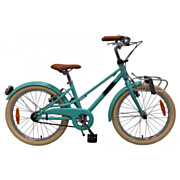 Volare Melody Fiets - 20 inch - Turquoise - Twee Handremmen